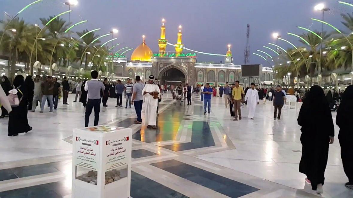 خبرنگاران سفیر ایران در بغداد: اوضاع برای سفر زیارتی به عراق ممکن نیست