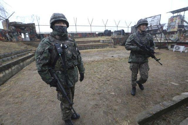 کره شمالی: کره جنوبی را به دریای آتش تبدیل می کنیم