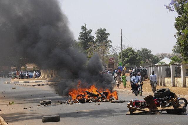قتل عام 60 تن در نیجریه به دست شبه نظامیان